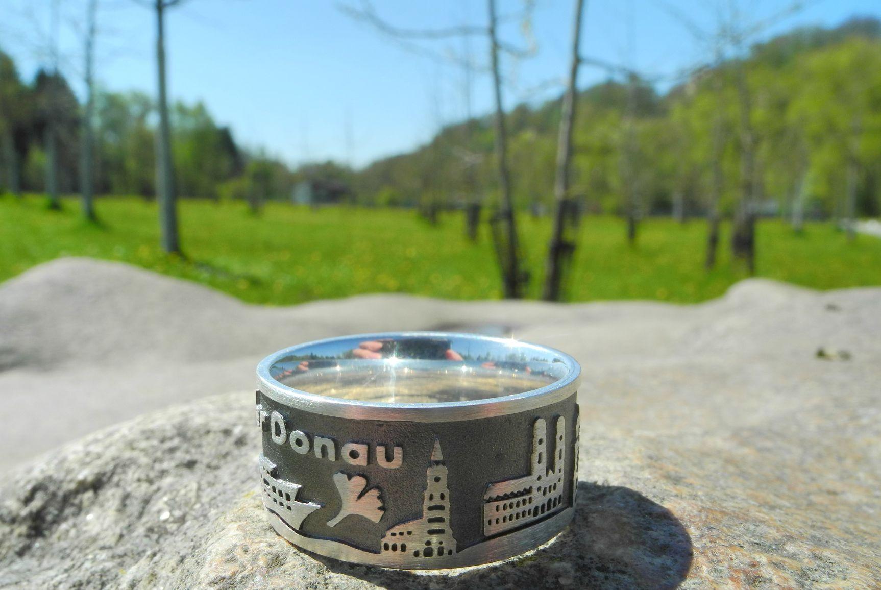 Im Bürgerpark bei den Ginkgo Bäumen