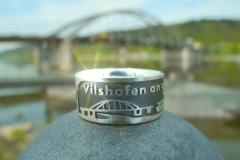 Vilshofen-Ring mit Marienbrücke