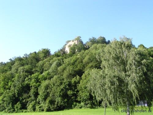 Donauradweg Vilshofen-Hofkirchen, Hilgartsberg