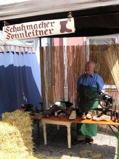 Historischer Markt - Kolpingsfamilie Vilshofen