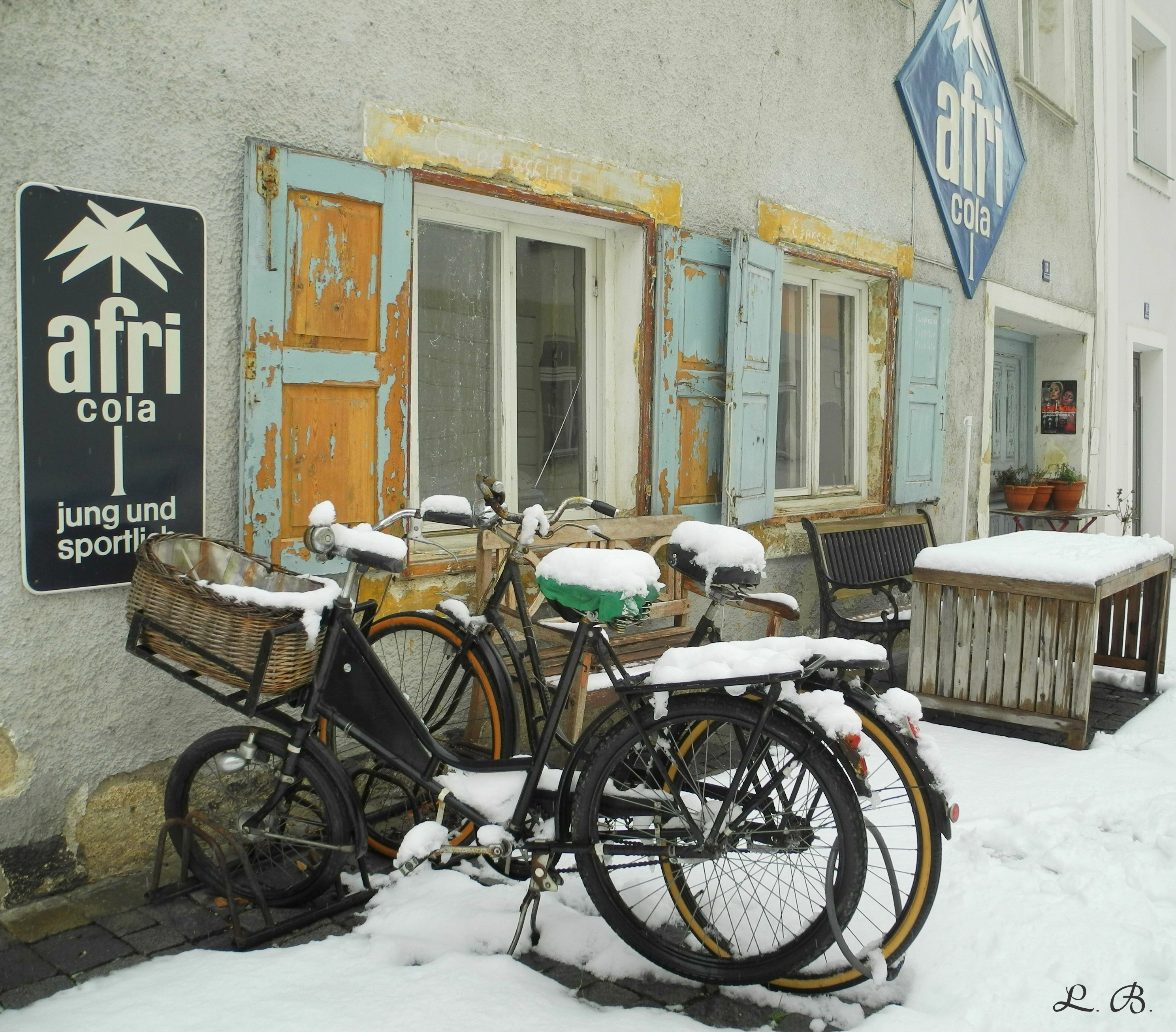 Vilshofen romantisch