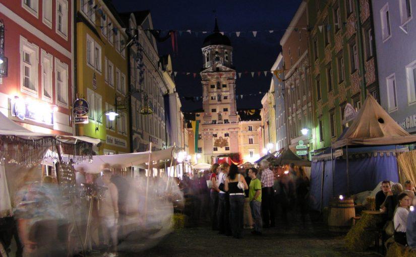 800 Jahre Stadtgründung Vilshofen