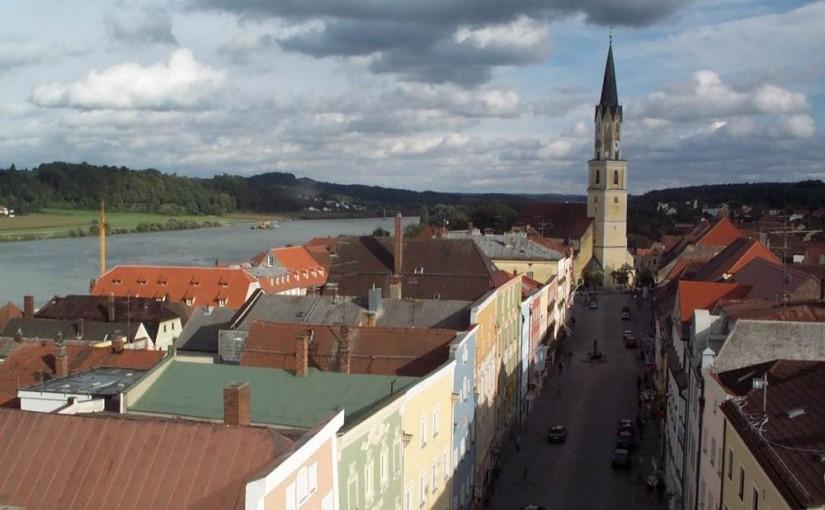 Bilder vom Vilshofener Stadtturm